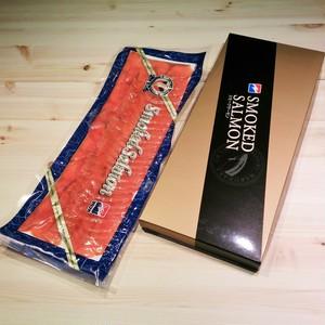 紅ソフトサーモン スライス 250g 化粧箱入