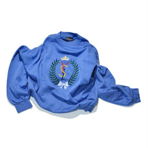 Deadstock OR mint USED★☆ VINTAGE 刺繍ロゴ SWEAT