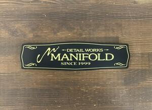 MANIFOLD ステッカーMサイズ