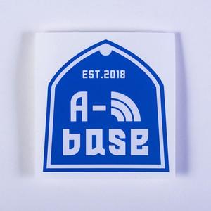 A-baseステッカー