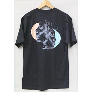 【WESTERN EDITION】ALICE & MARY LOU S/S TEE BLACK