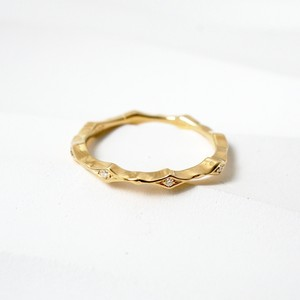 Layered Ring / Diamond shape (YD)