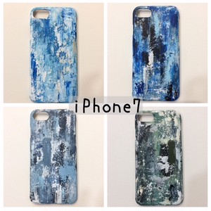 iPhone 7 paint case 【kannnna】