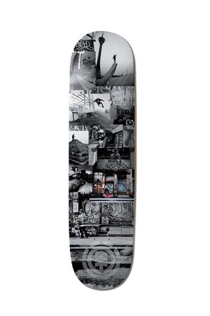 ELEMENT × JOJI SHIMAMOTO skateboard - naohiro abe model