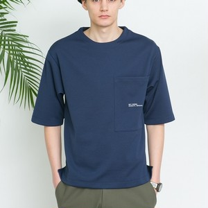 "SAY! / セイ!|  "" SMOOTH BIG TEE "" navy"