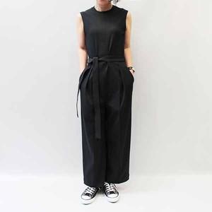 FLORENT(フローレント) Tie-Waist Jumpsuit 2021春物新作