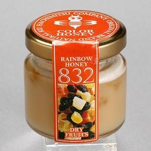 DRY FRUITS(ドライフルーツ) RAINBOW HONEY 45g