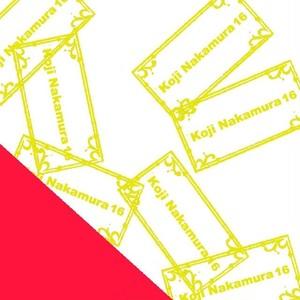 Koji Nakamura - Texture16(CDR)