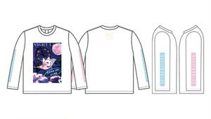 星歴13夜 INVITATION ロングTシャツ