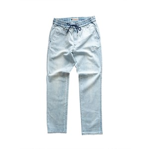 WEB STORE限定!!STRETCH DENIM EASY PANTS BW-303 BLUE