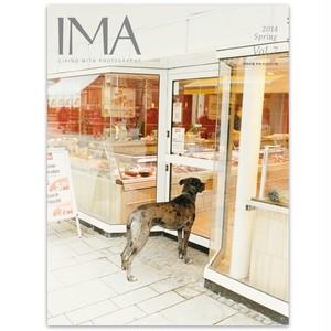 IMA MAGAZINE 2014 Spring Vol.7