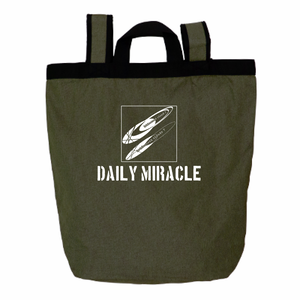 【daily miracle】デイバッグ/OD