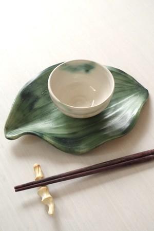 葉っぱのお茶セット(小)