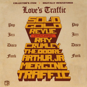 V.A. / SOLID GOLD REVUE LOVE'S TRAFFIC