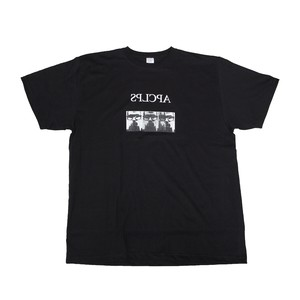 007CPM2-BLACK / APCLPS STAFF T-SHIRT