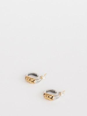 Classical Hoop Earrings / Gerochristo