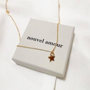 [Nouvel Amour] ミニスターネックレス