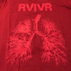 RVIVR / lungs t-shirt