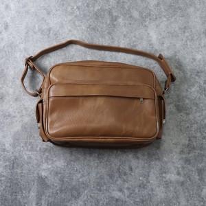 70s  Vintage  Travel  Bag   70年代 ヴィンテージ トラベルバック 合皮 A663