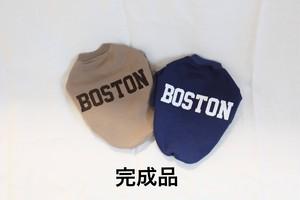 BOSTONスウェット【完成品】