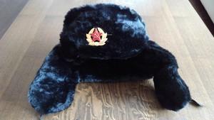 ロシア防寒帽:ウシャンカ