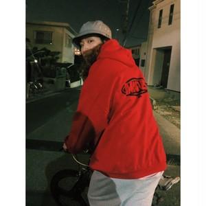 LOGO Hoodie (red)