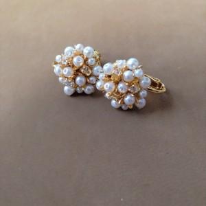 earring pearl pearl