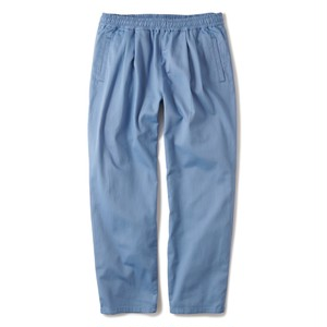 FTC / TWILL EASY PANT -BLUE-