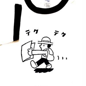 【雑貨】テクテクTシャツ
