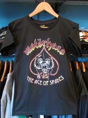 S/STシャツ Motorhead Ace of Spades