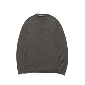 HIGH GAUGE KNIT - GRAY