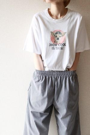 "Vintage ""TACO BELL"" print t shirt"