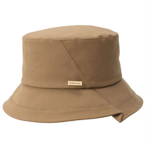 MB-20302 SMOOTH  SATIN TUCK HAT
