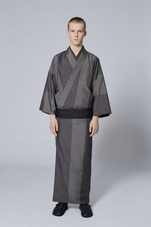 きもの / 十日町紬 / 二色撚り(With tailoring)
