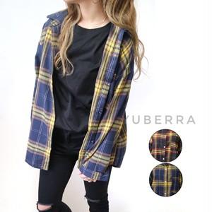 《送料無料》ベーシックチェックシャツ【896020HC30R】