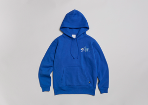ANGELS 10oz PARKA   - BLU -