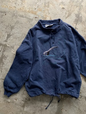 vintage cotton pull over