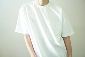 Bigpocket T-shirt(White)