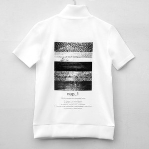 nup ジャージTシャツ[シルクプリント] / 半袖 / type A