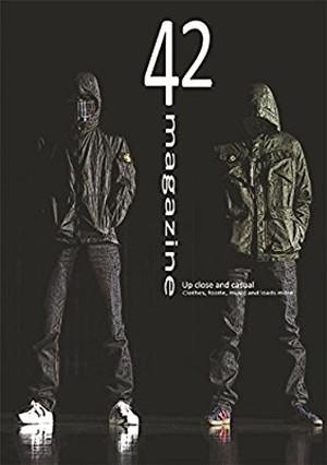 42 magazine/雑誌