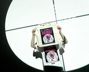 【カネコアツシ】BAMBi マガジングラフィックTシャツ