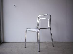 Chrome Metal Chair