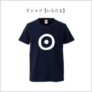 Tシャツ【いちたま】:Navy
