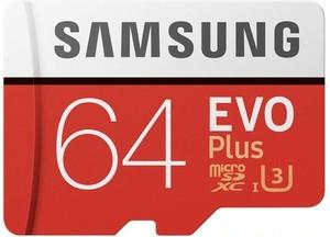 【64GB】Samsung EVO Plus microSDカード【並行輸入品】