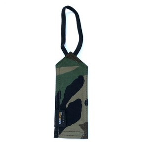 "Alwayth ""World Traveler Tag"" Woodland Camo [Alwayth Report Exclusive] [送料無料]"