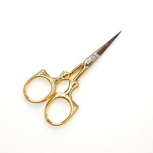 【イタリア製】刺繍はさみ チャーチ