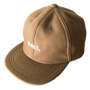 【残りわずか】Dashboard MeltonWool Cap / Camel