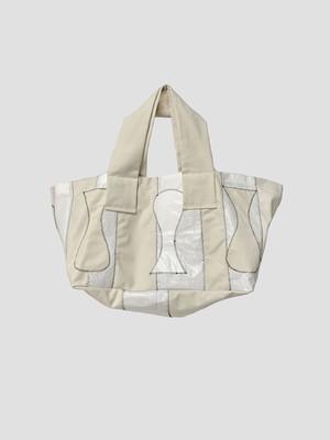KHOKI IKE○ bag White 21aw-bg-01