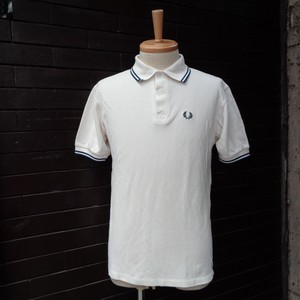 """FRED PERRY"" Polo Shirt Made In England / [フレッドペリー] ポロシャツ イングランド製"