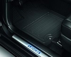 Lexus CT Rubber Floor Mats (RHD)